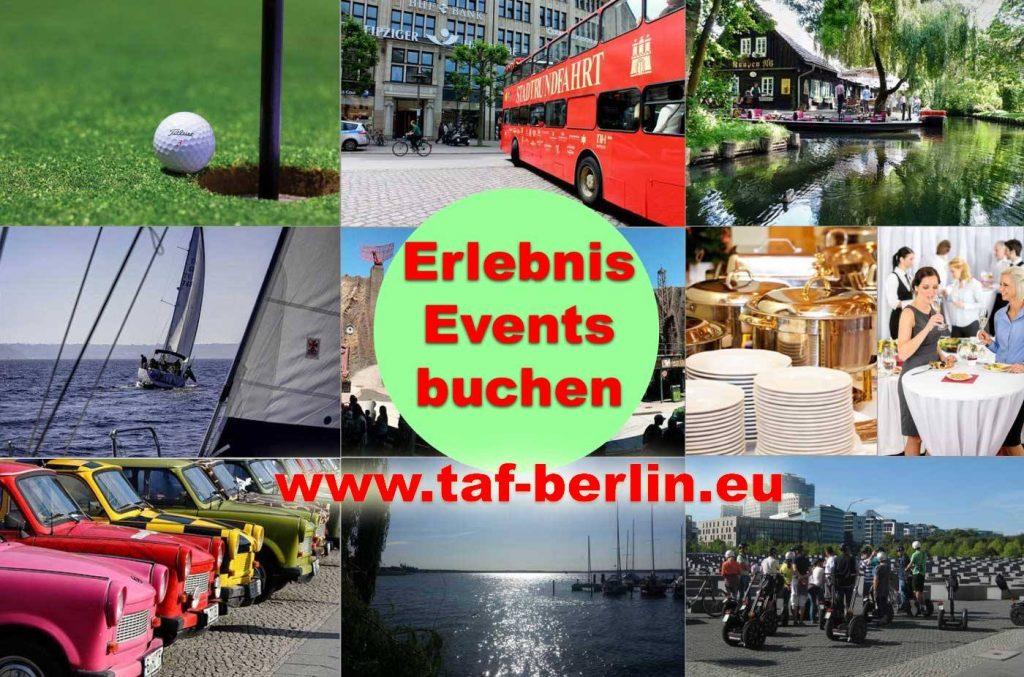 taf Berlin Eventagentur – Imagefilm