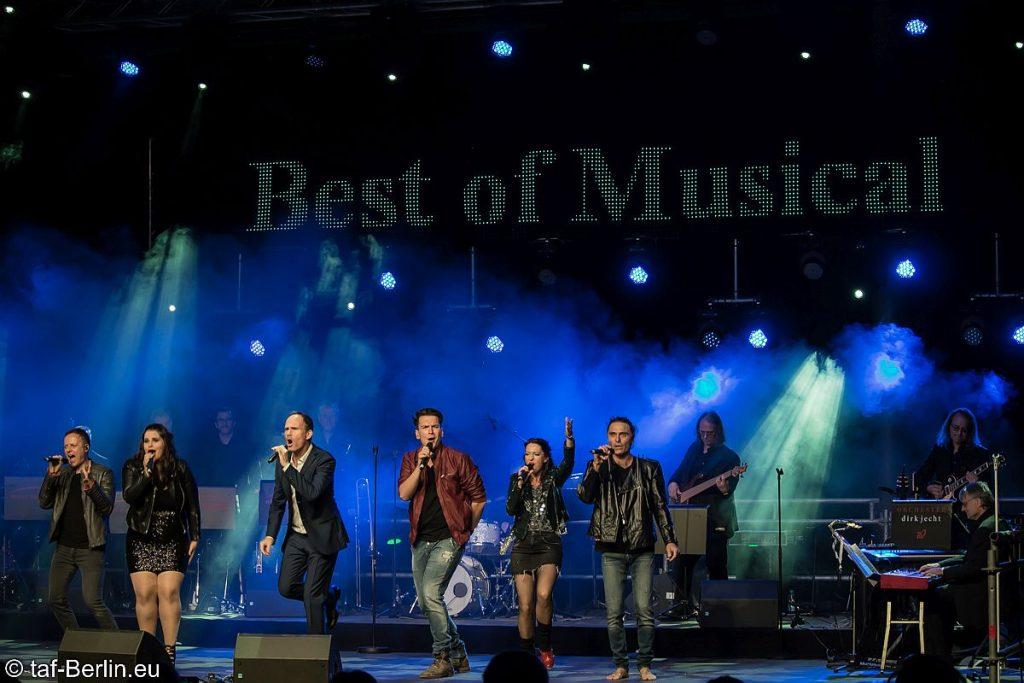 Night Support & Friends –  Die Liveband für Musical Produktionen!
