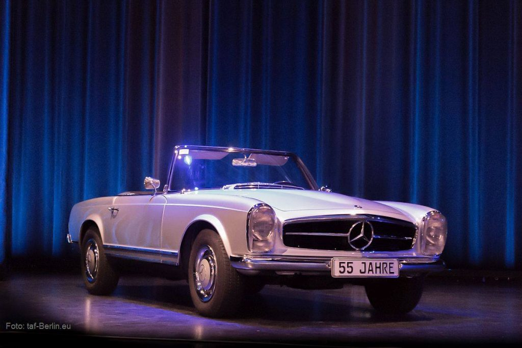 38. Internationales Jahrestreffen Mercedes-Benz SL-Club Pagode e.V.!