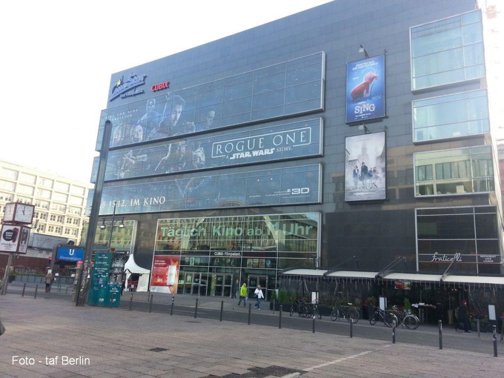 taf Berlin Eventagentur  – Weihnachtsfeier