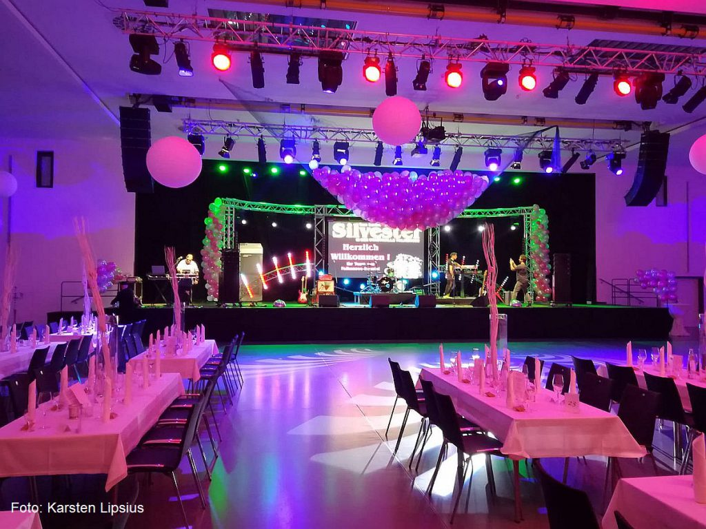 Stadthalle Falkensee – Partyband Ageless