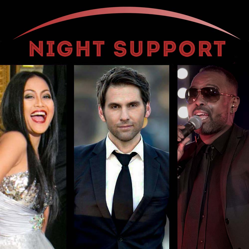 Night Support – bei Stadtfest Lübben